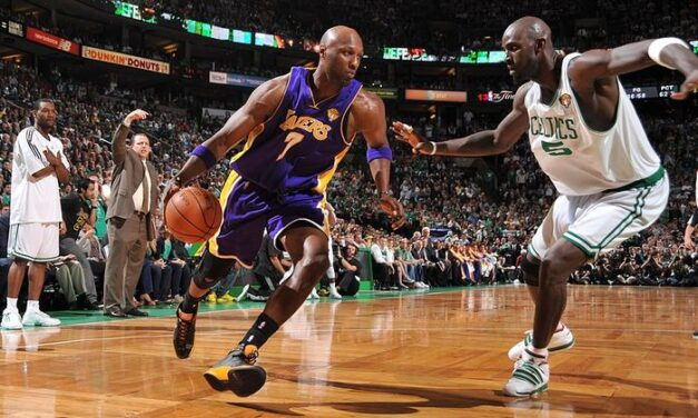 A Letter To Lamar Odom