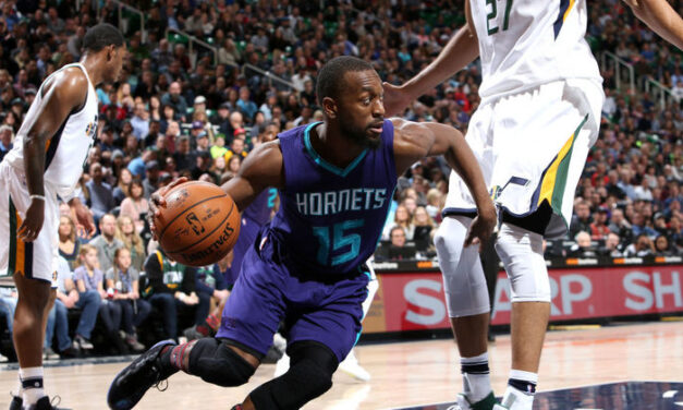 Kemba Walker's Arrival Was No EZ Pass