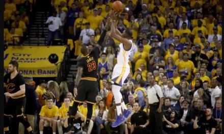 Ya'll Still Mad At Kevin Durant For Leaving Oklahoma City?