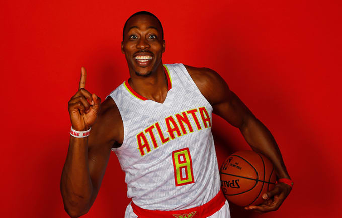 Dwight Howard Is Now Officially Blight Howard. Or Is He?