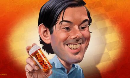 DRUG DEALERS:  The Power of Big Pharma