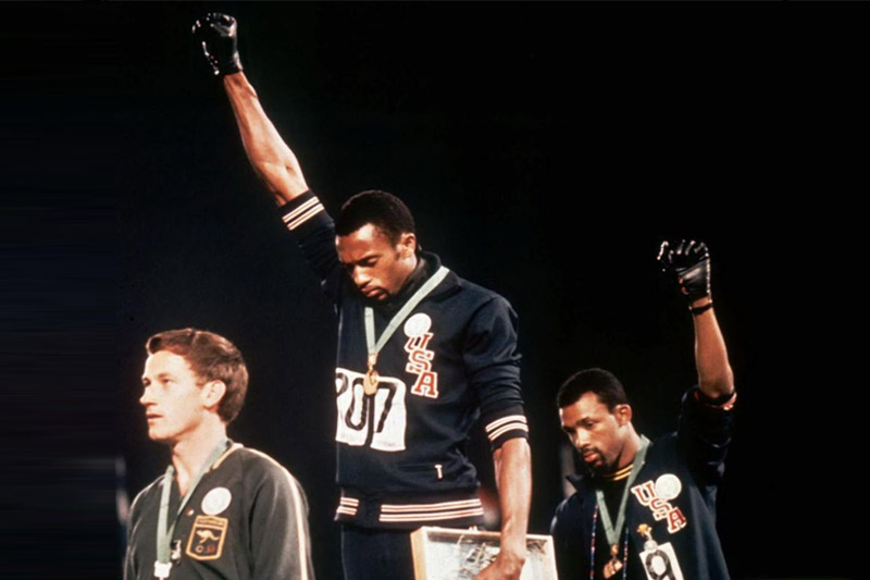 John Carlos, Tommie Smith's Silent Gesture Screams Louder Than Ever