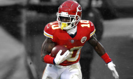 Tyreek Hill Should Have Never Been In The NFL To Begin With