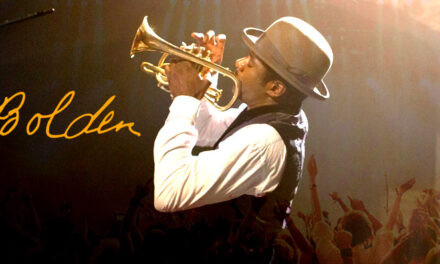 """Reno Wilson Channels Louis Armstrong In """"Bolden"""""""